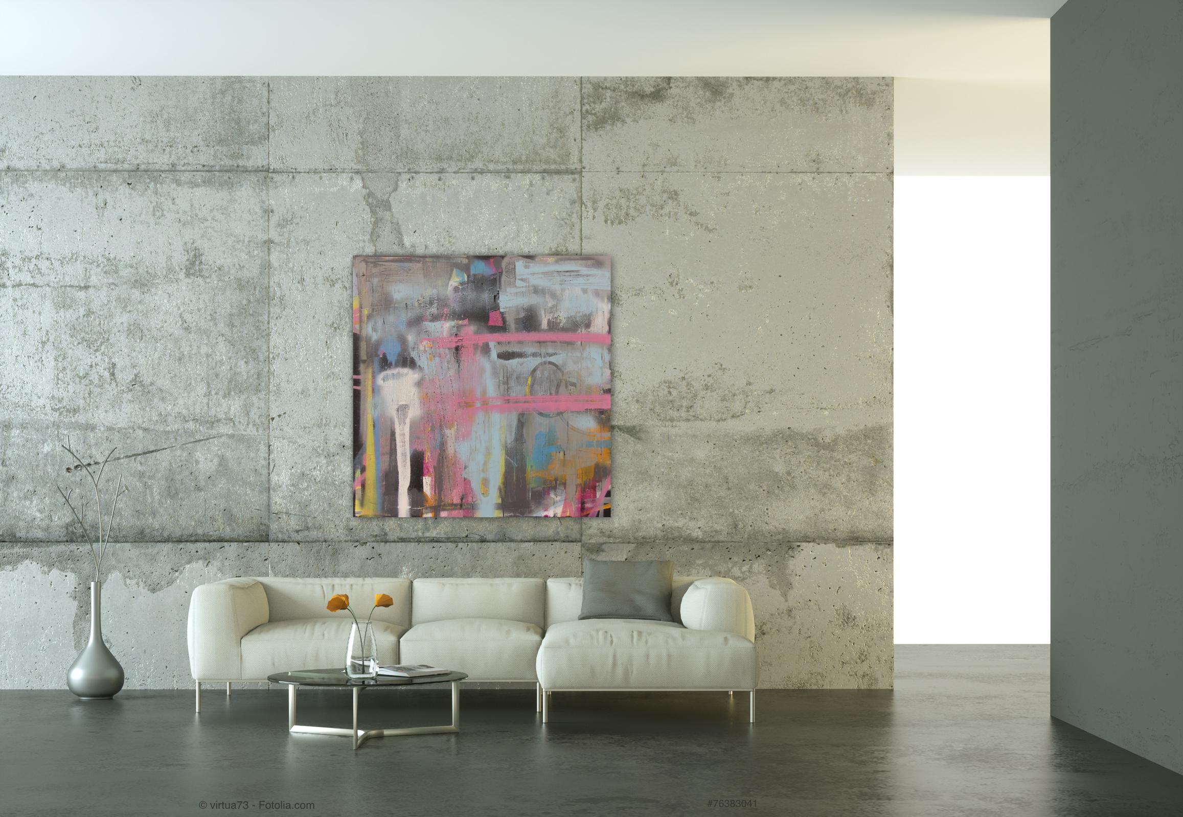 Urban Style 80x80 cm